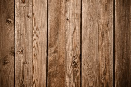 Dark Wood Fence Background photo