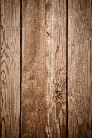 Dark Wood Fence Texture Background