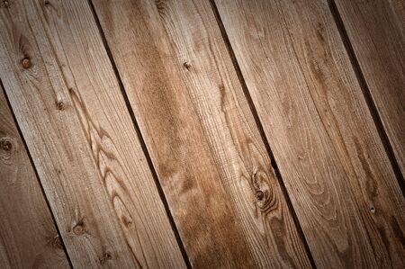 Diagonal Dark Wood Fence Background