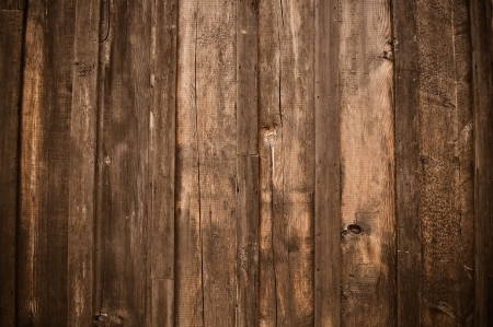 Rustic Dark Aged Wood Background Stock Photo - 7058286