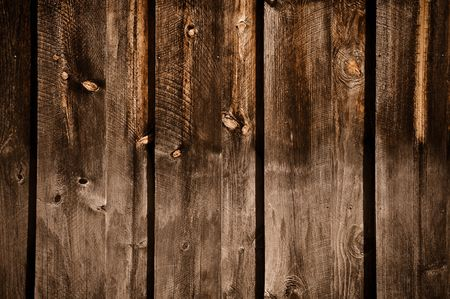 wood texture background: Old Wood Brown Stained  Background