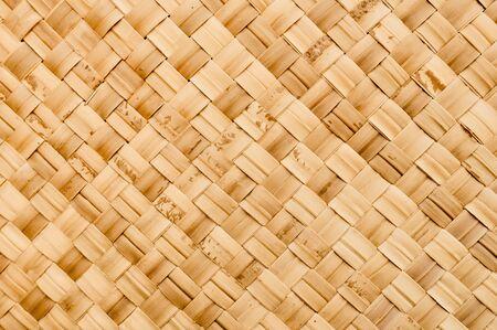 Wicker Woven textury na pozadí
