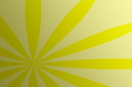 Sunburst Yellow Summer Background Stock Photo - 7310890