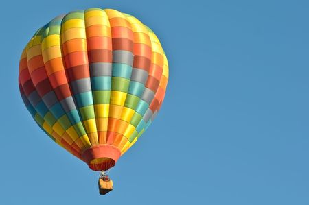 Hot Air Balloon Race in Reno Nevada Stock Photo - 7944562
