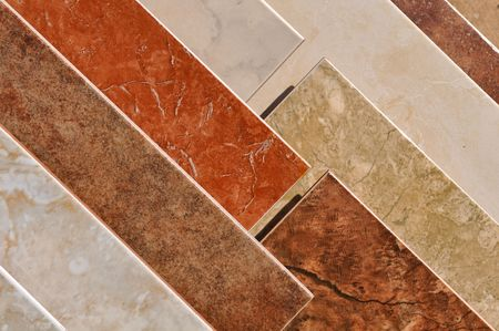 Tile Floor Sample Stock Photo - 8191566