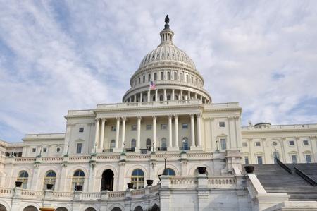 capitol hill: Washington DC Capitol Hill White House Stock Photo