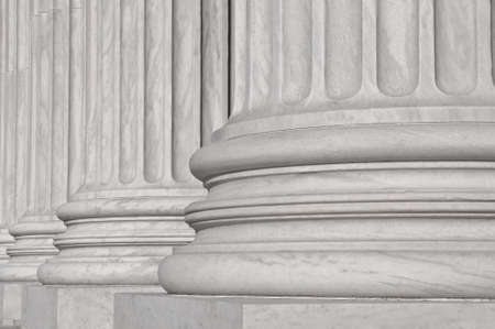 Pillars of Law and Justice US Supreme Court photo