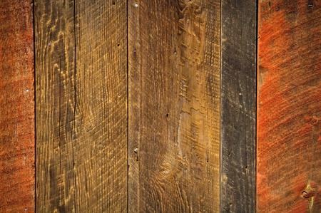 Rustic Wood Background Red and Black Brown
