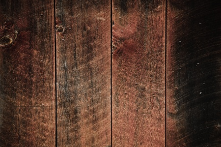 Rustic Wood Background Red and Black Brown Stock Photo - 9380545