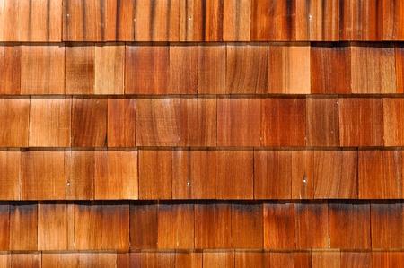 cedar shakes: Las tejas de madera