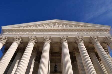 Supreme Court of United States Banco de Imagens