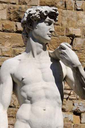 David in Florence Italy photo