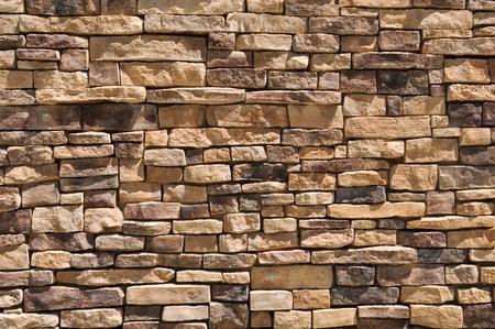 Modern Brick Wall Background photo