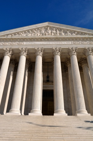 Supreme Court of United States Banque d'images