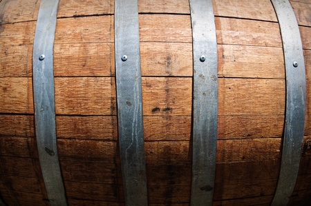 Wine Barrel photo