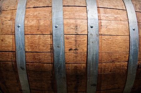 vat: Wine Barrel Stock Photo