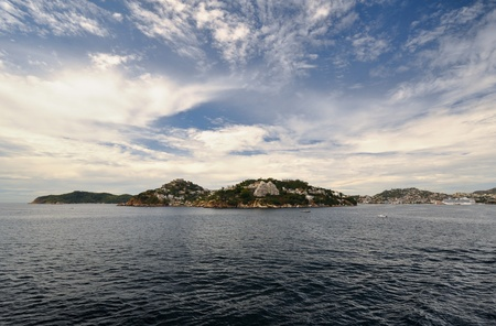 Acapulco Mexiko Reklamní fotografie