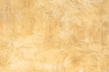 Orange Terra Cotta Concrete Wall Background photo