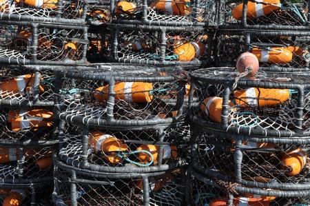 lobster pots: Crab Pots