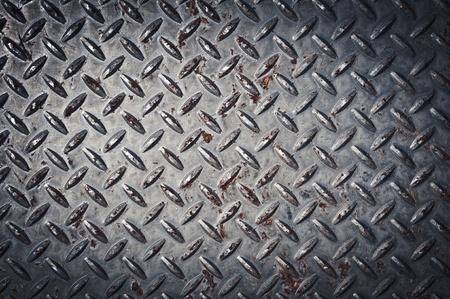 diamante negro: Diamond Plate de fondo