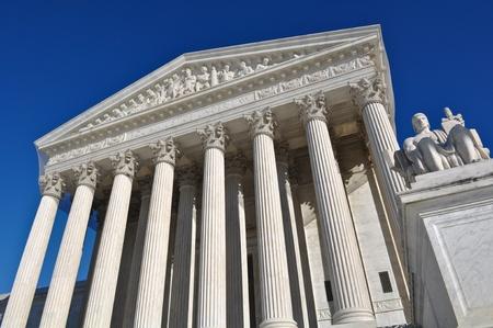 supreme court: United States Supreme Court in Washington DC