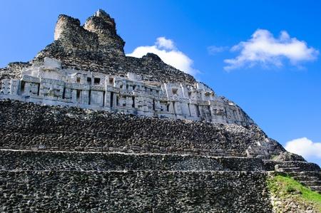 Xunantunich Ancient Mayan Ruin in Belize photo