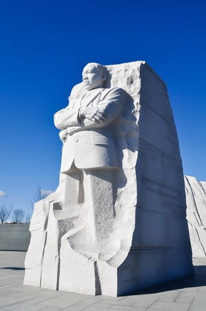martin: Martin Luther King Memorial Statue in Washington DC