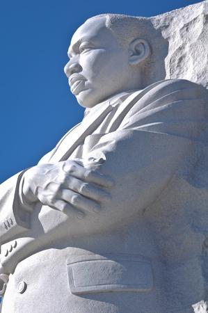 Martin Luther King Memorial in Washington DC photo