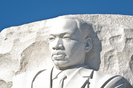 luther: Martin Luther King Memorial in Washington DC