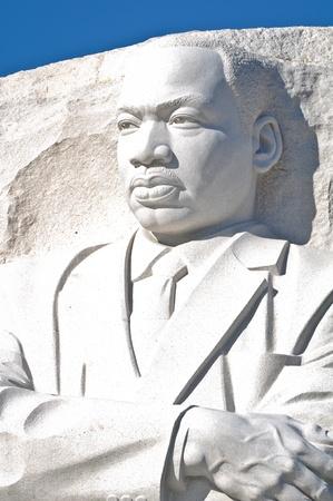 dc: Martin Luther King Memorial a Washington DC