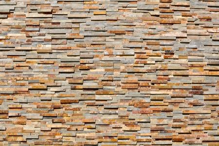 Modern Tan Brick Achtergrond