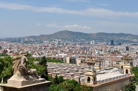 City of Barcelona Stock Photo - 12942394