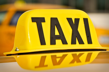 Taxi Stock Photo - 12913325