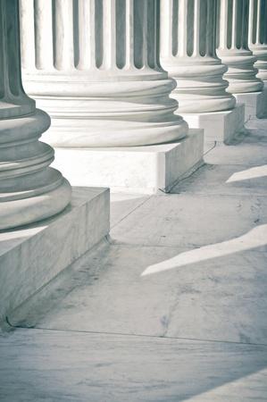neo classical: Stone Pillars