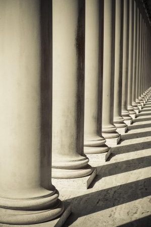 Pillars of Strength photo