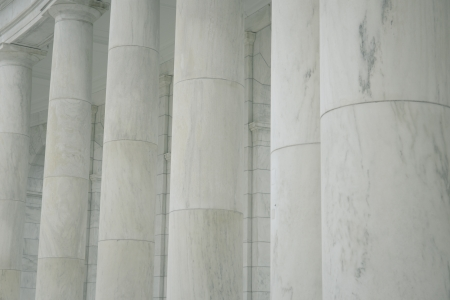 federal: Pillars and Columns in a Row
