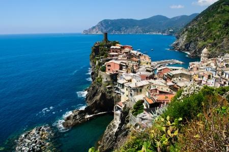 vernazza: Cinque Terre Italy