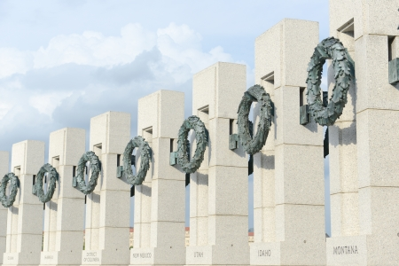tree world tree service: World War 2 Memorial in Washington DC