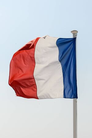 French Flag photo