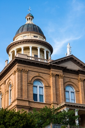 constitutional law: Historic Auburn California Courthouse