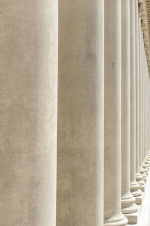 Foundation Pillars photo