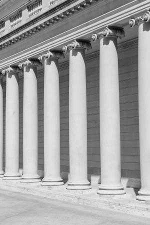 Stone Columns photo