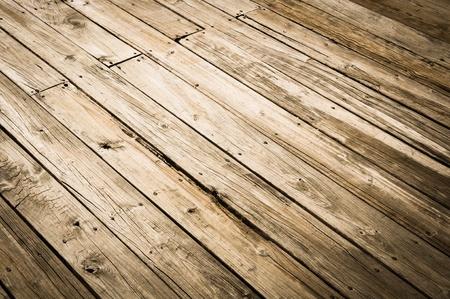 ship deck: Wood Deck Background