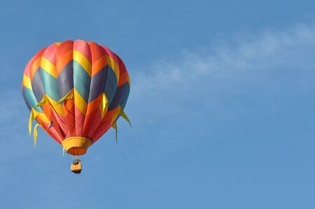 Hot Air Balloon Stock Photo - 17433316