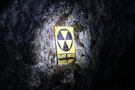 Underground Fallout Shelter Stock Photo - 17546292