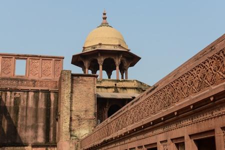 Agra Fort Tourist Destination in India photo