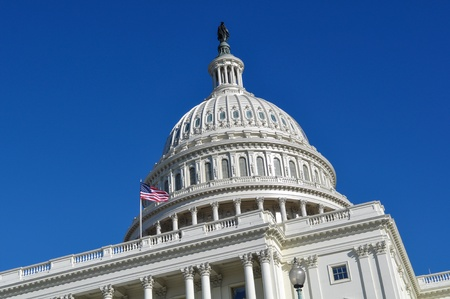federal states: Washington DC Capitol Hill