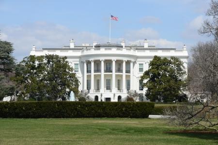 워싱턴 DC에있는 백악관