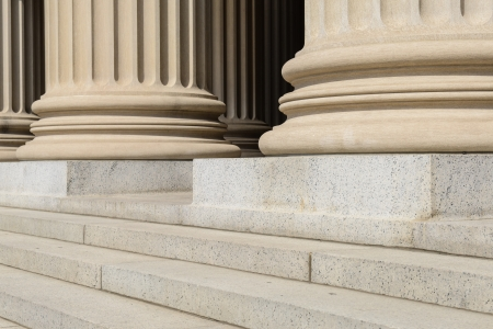 Pillars of Law and Information in the United States photo