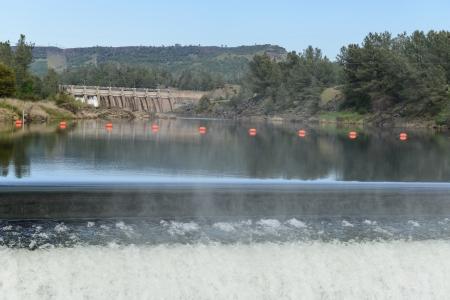 Oroville California Dam